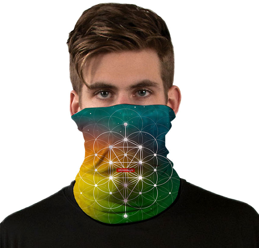 Golden Ratio Face Gaiter