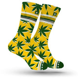 GREEN BAY NFL SOCKS