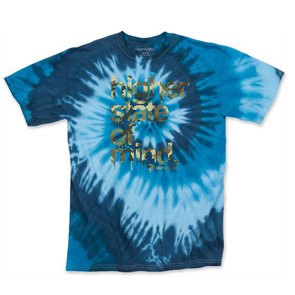 Army Higher State of Mind Tie-Dye