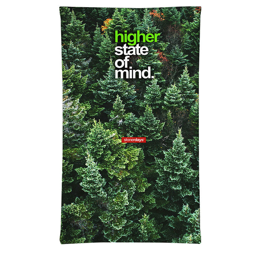 HSOM Trees Neck Gaiter