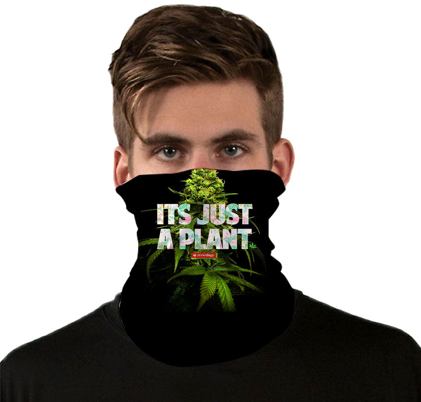 It's Just a Plant Neck Gaiter
