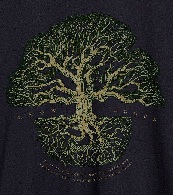 Know Your Roots Hemp T-Shirt