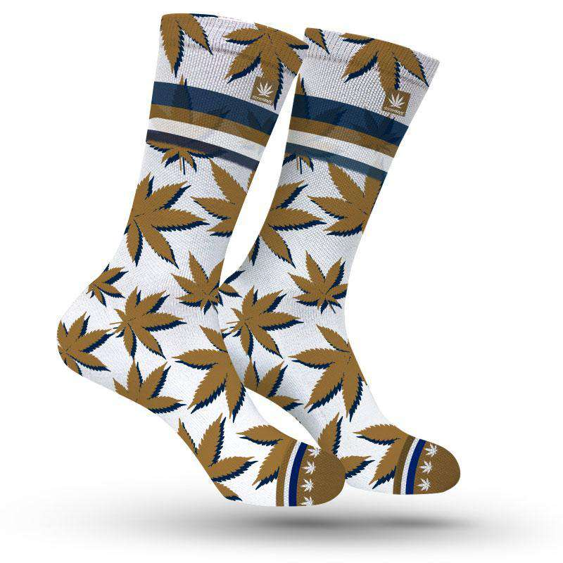 LOS ANGELES WEED SOCKS