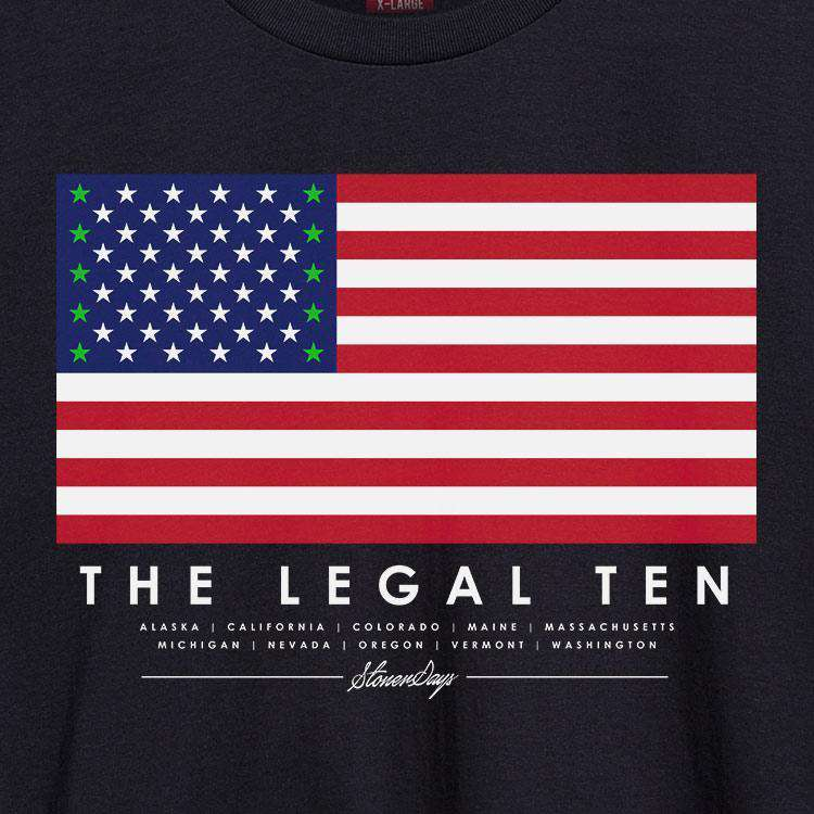 The Legal Ten Hoodie