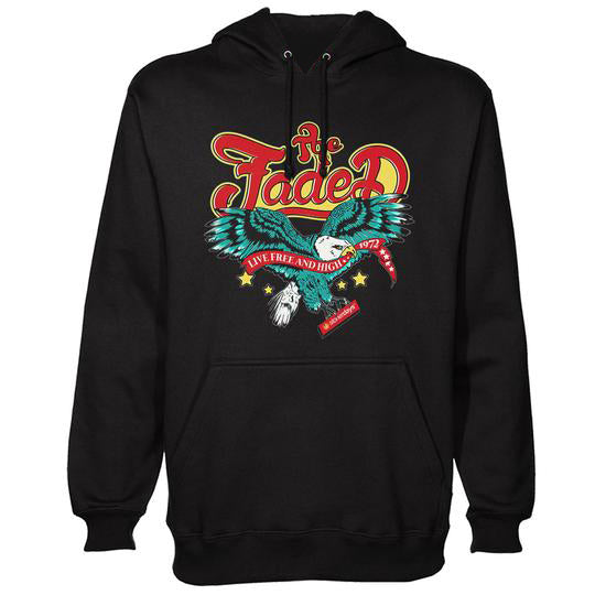 Live Free and High HOODIE
