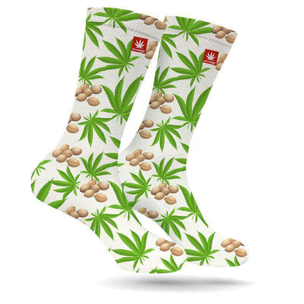 MAGIC BEANS MARIJUANA SOCKS