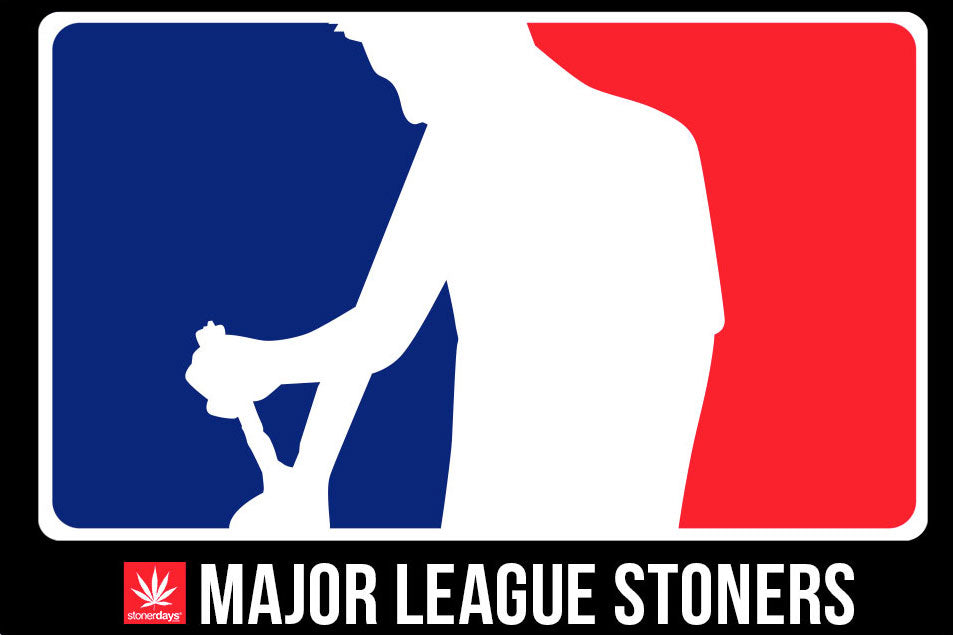 Major League Stoners Dab Mat