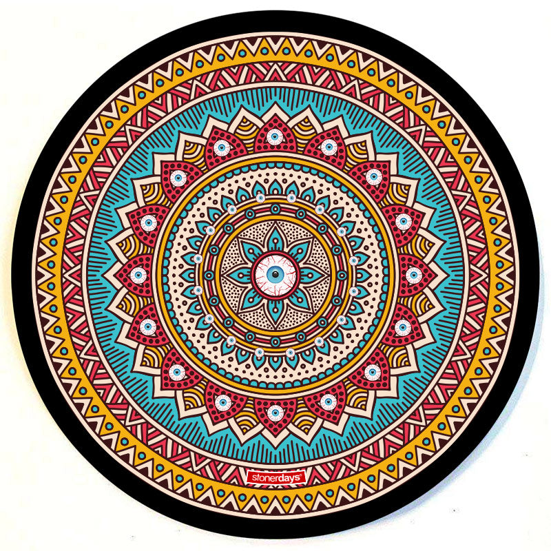 Minds Eye Mandala Dab Mat