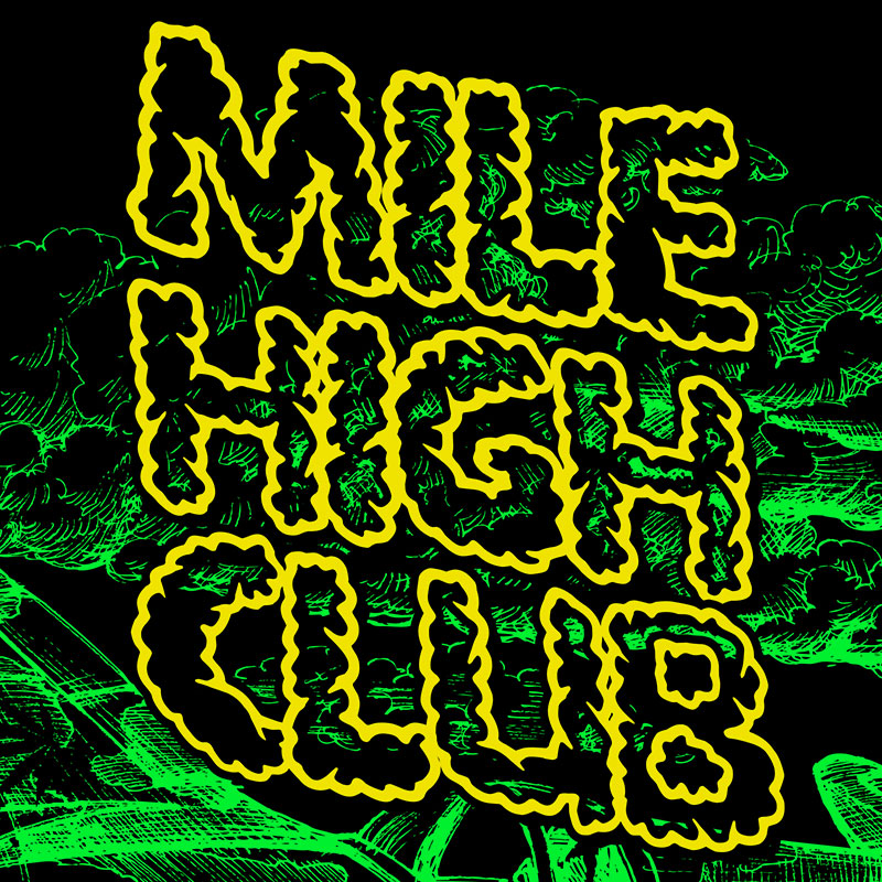 Mile High Club Crewneck