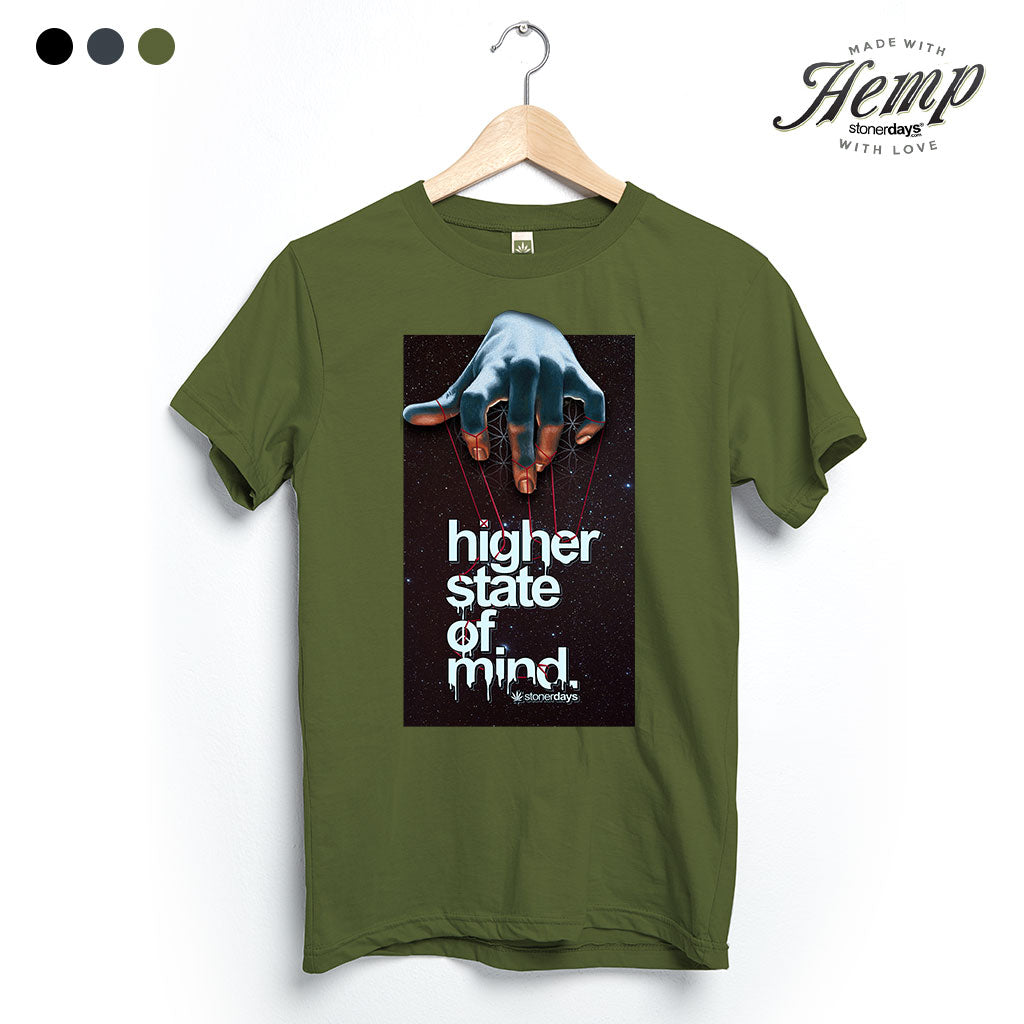 Mind Over Matter Hemp Tee