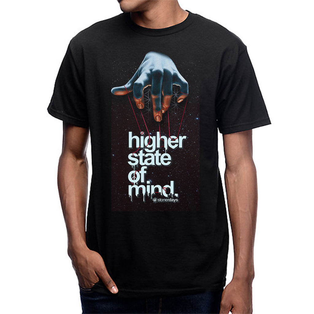 Mind Over Matter Mens Tee