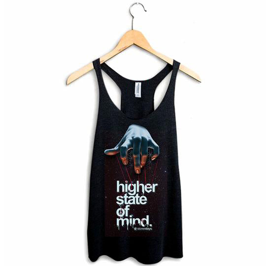 Mind Over Matter Racerback