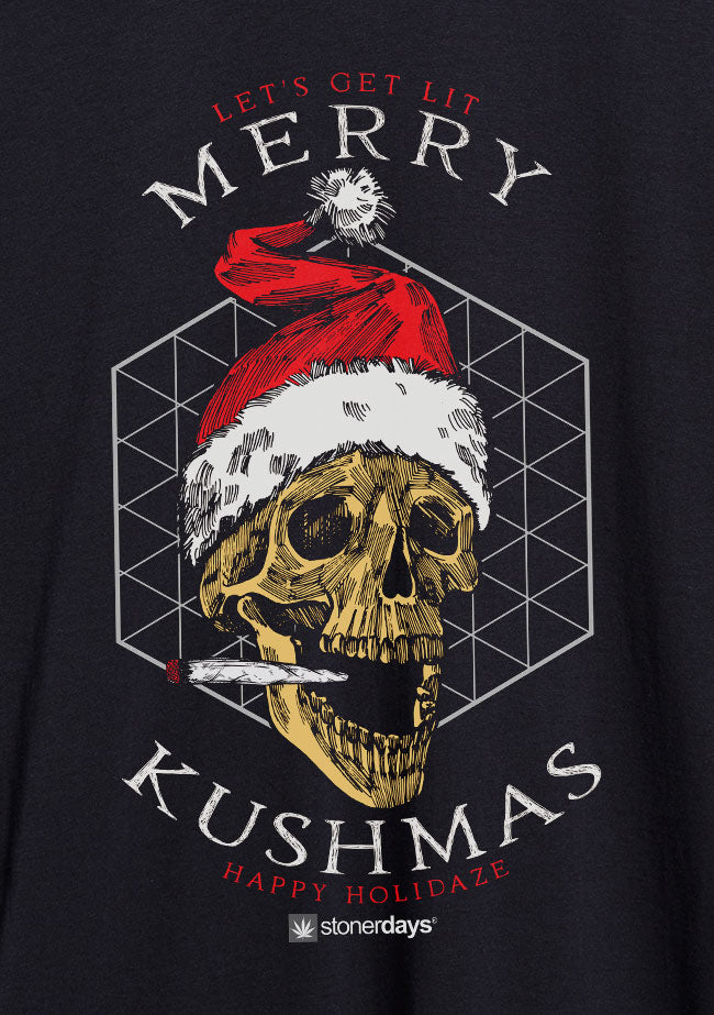Merry Kushmas Sweater