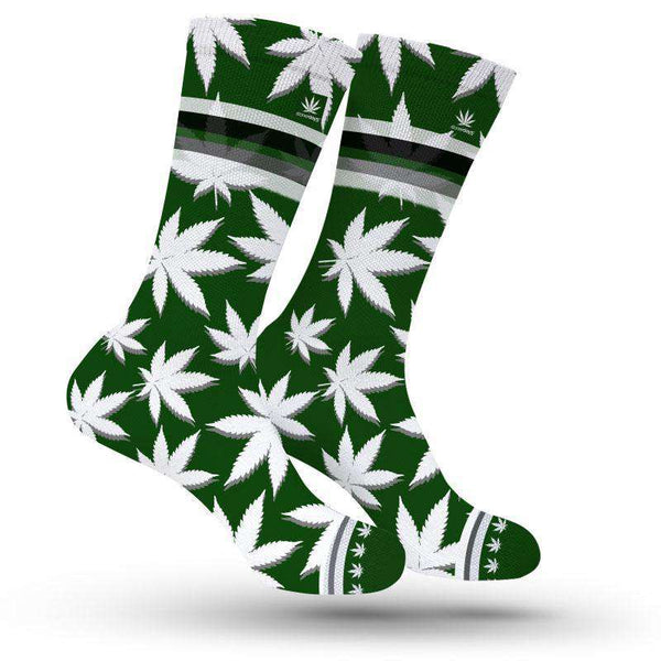 NEW YORK JETS WEED SOCKS