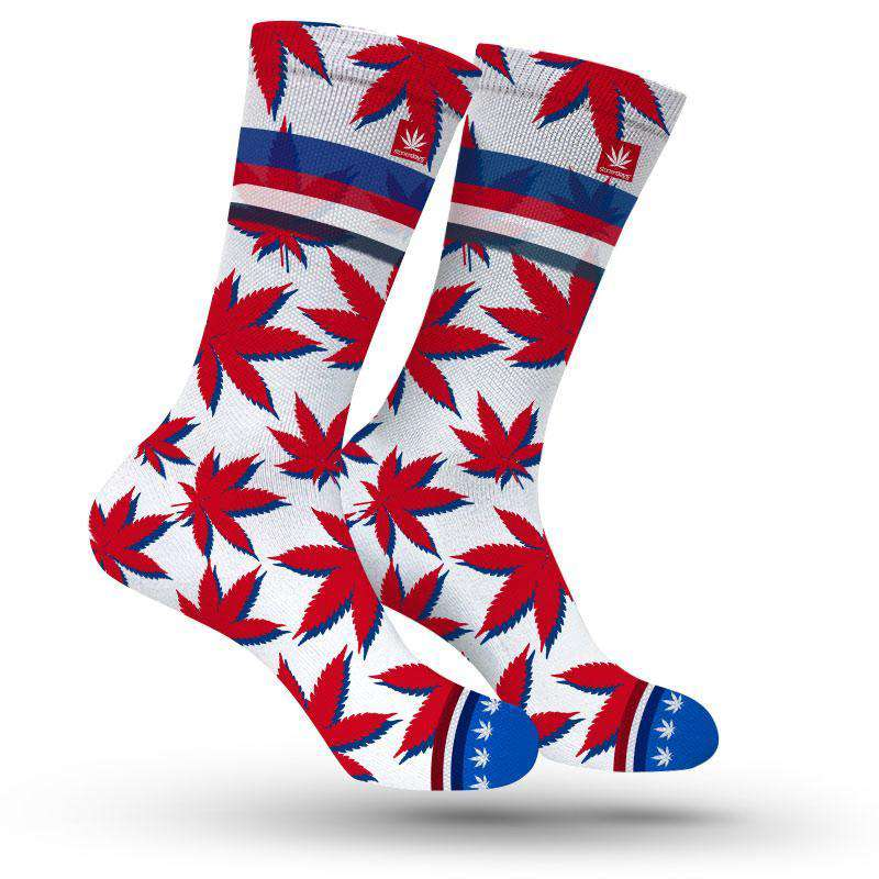 NEW YORK WEED SOCKS