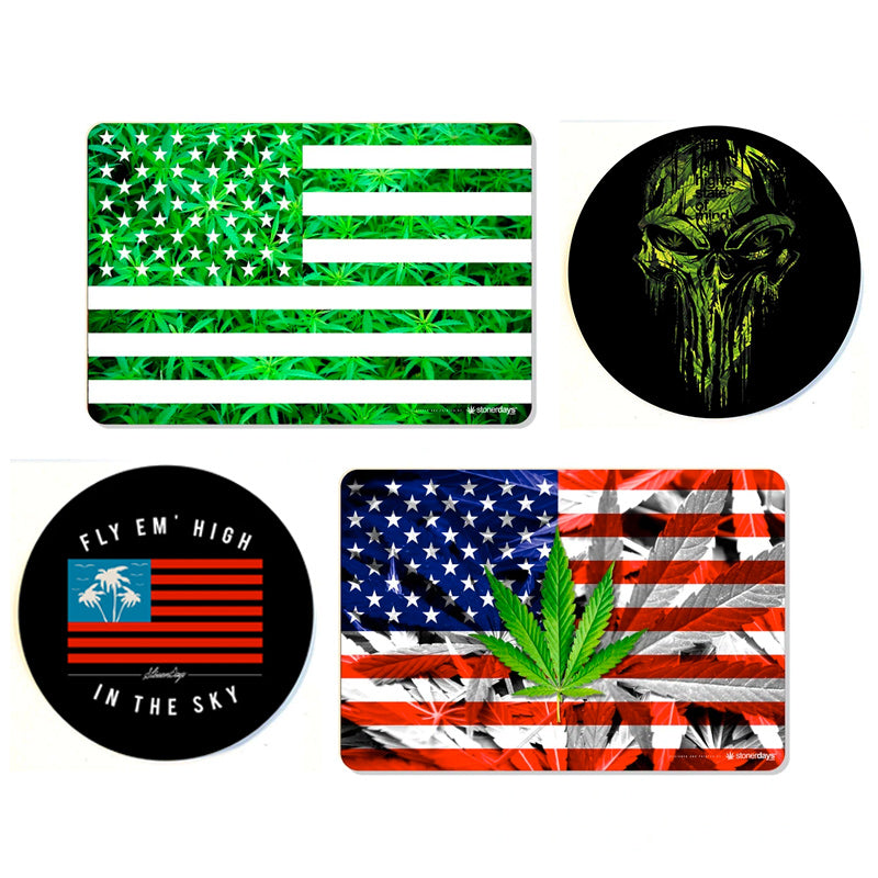 Operation Dabber Delight Dab Mat Pack