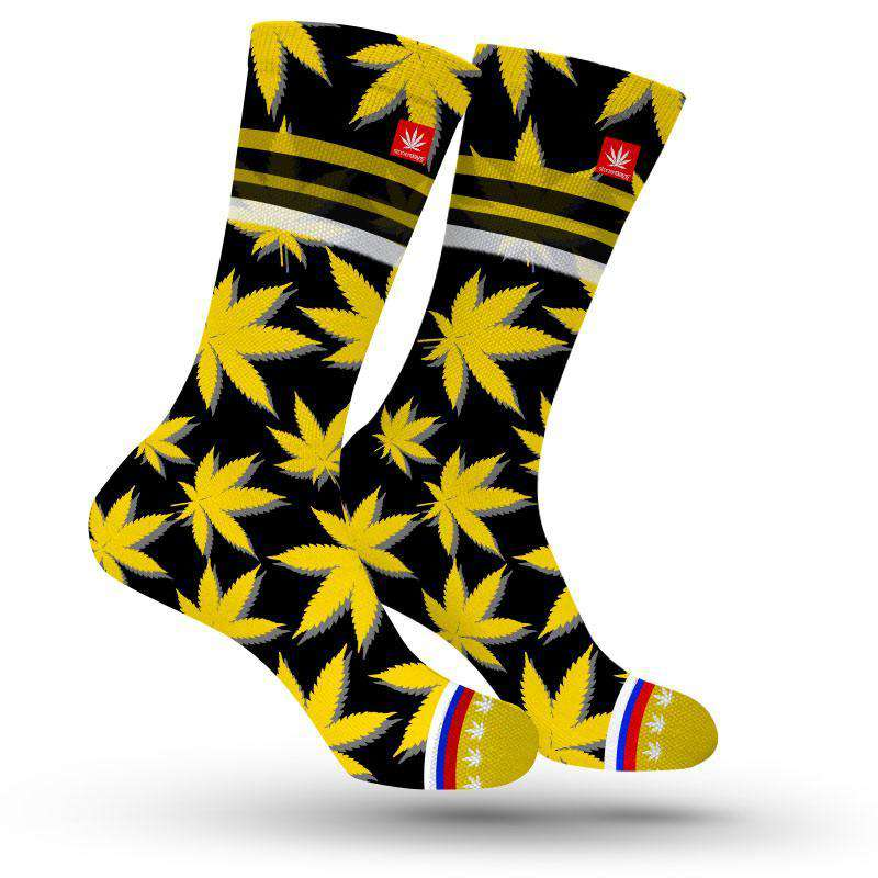 PITTSBURGH WEED SOCKS
