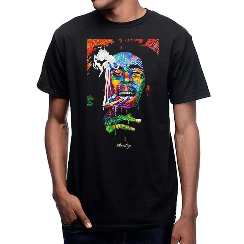 Men's Pop Art Bob Tee