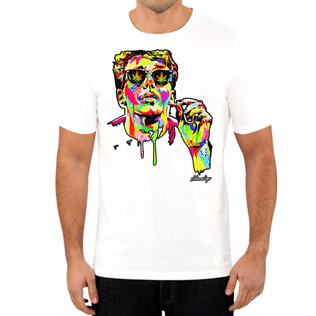 Pop Art Brian White Tee