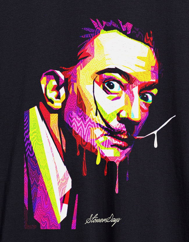 Mens Pop Art Dali Tank Top