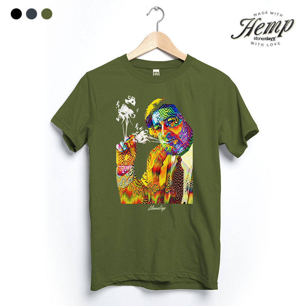 Pop Art Jack Hemp Tee