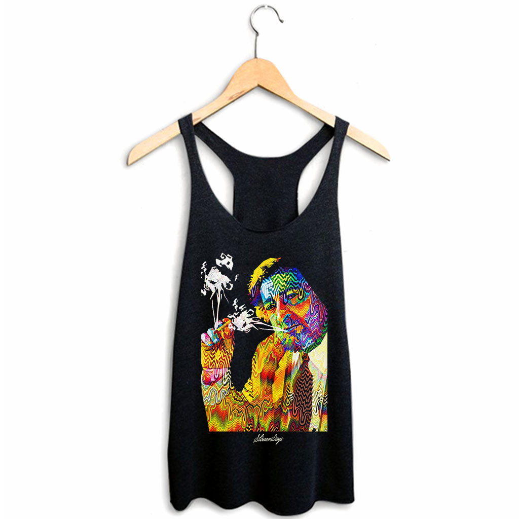 Women's Pop Art Jack Racerback