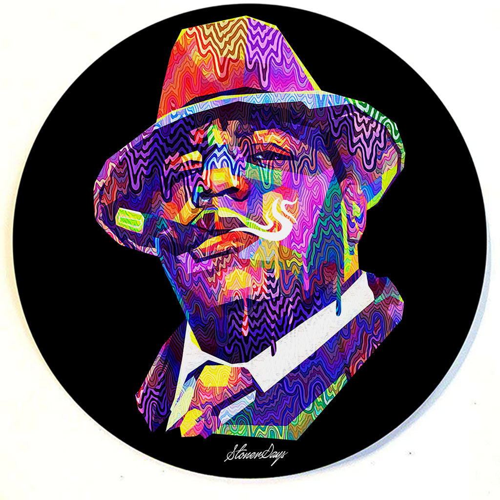 Pop Art Notorious DAB MAT