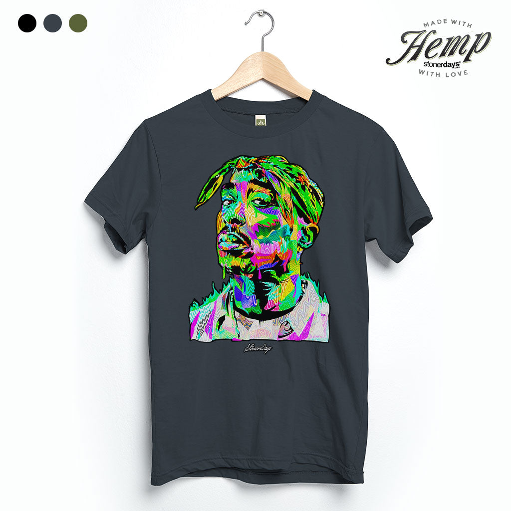 Pop Art Pac Hemp Tee
