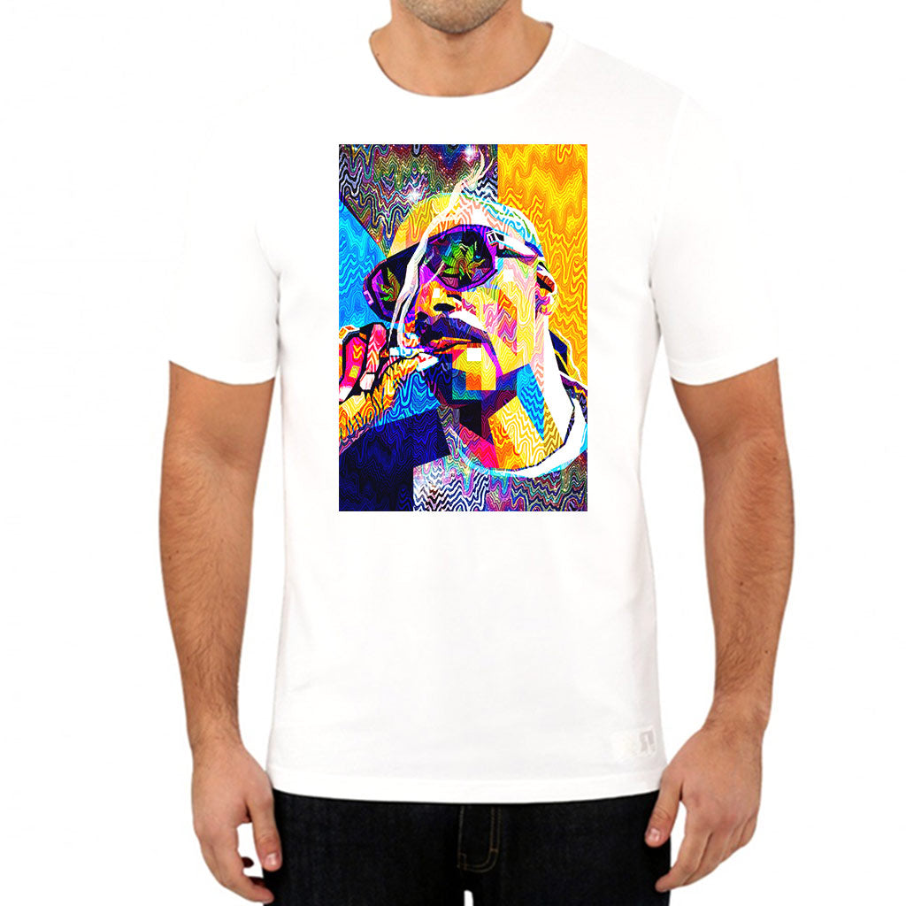 Pop Art Snoop White Tee