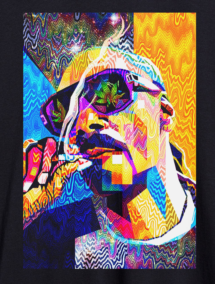 Pop Art Snoop Racerback
