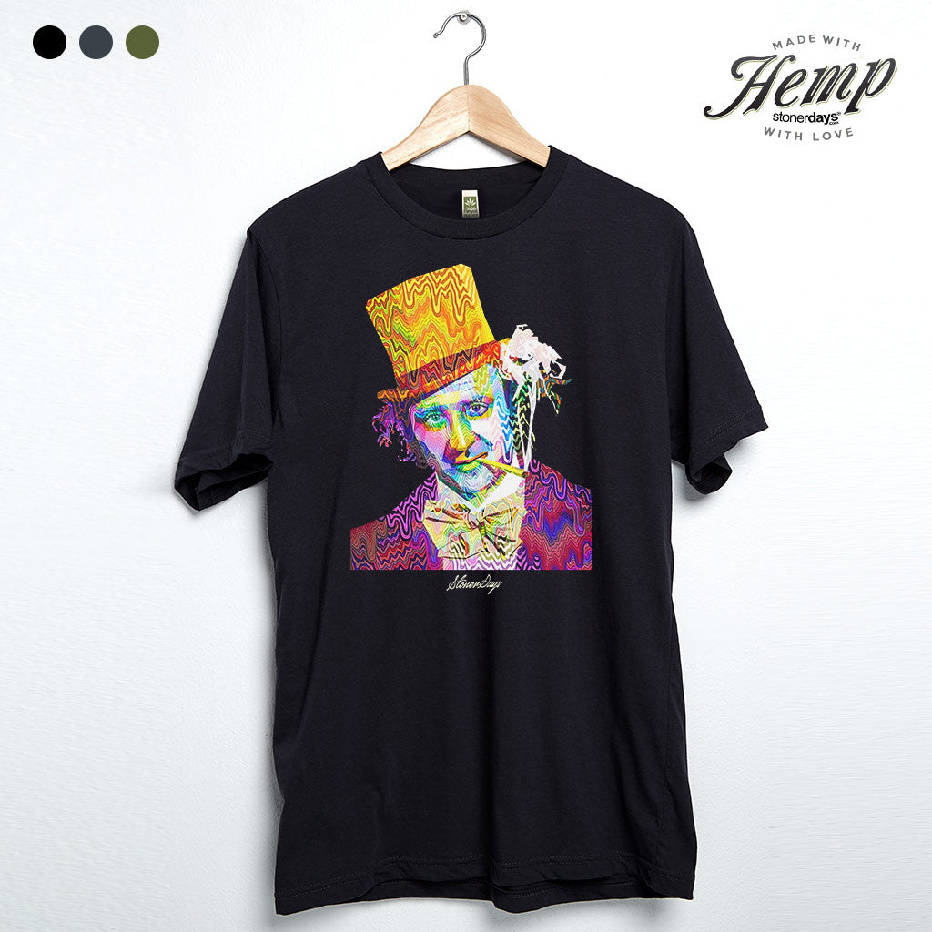 Pop Art Willy Hemp Tee