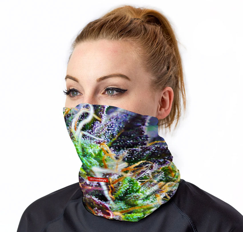Purple Haze Neck Gaiter