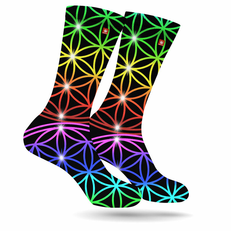 SACRED RAINBOW SOCKS