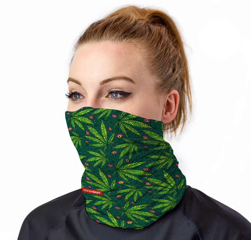 Snake Eyes OG Pattern Neck Gaiter
