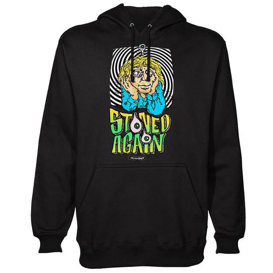 Stoned Again Hooded Sweatshirt