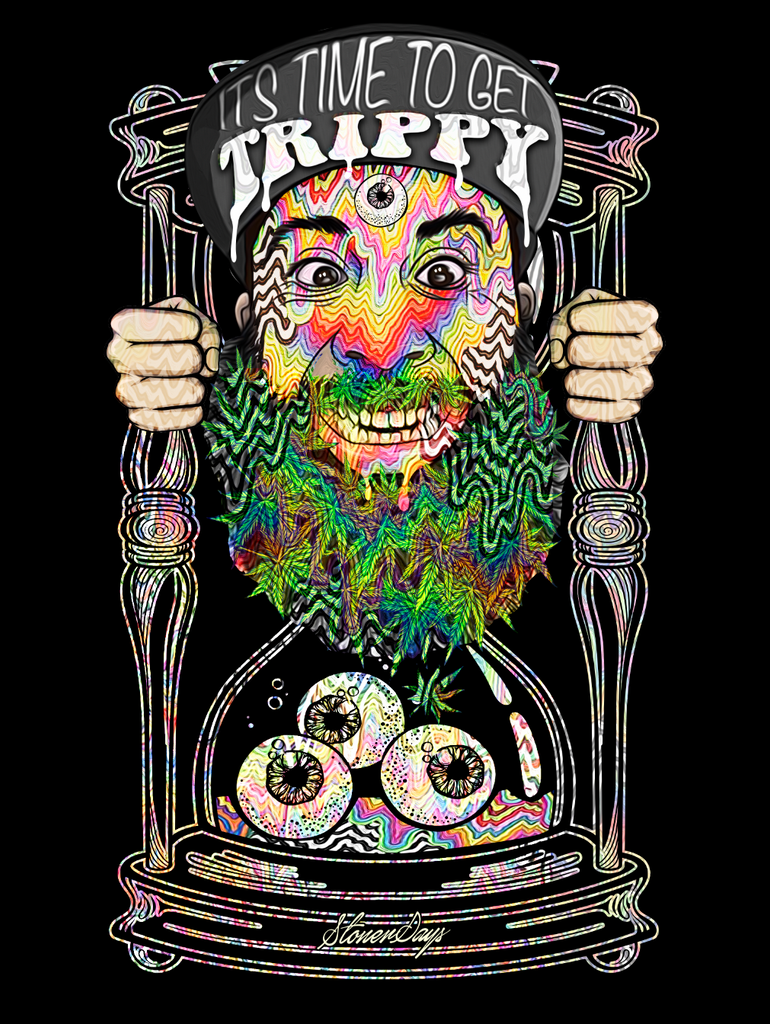 It's Time to Get Trippy hoodie