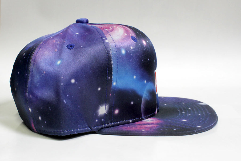 StonerDays Galaxy Snapback