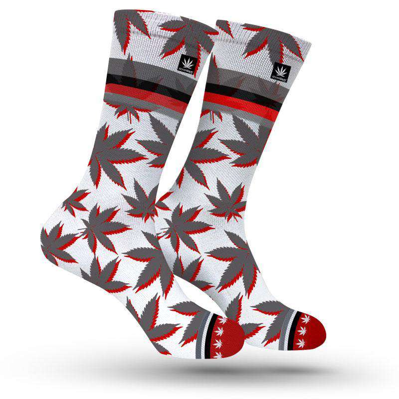 TAMPA BAY MARIJUANA SOCKS