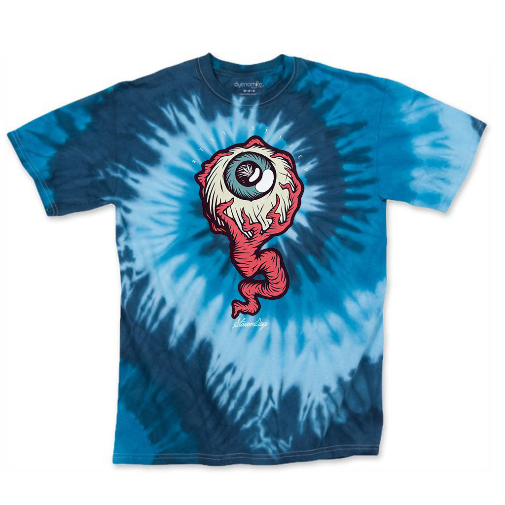 The Red Eye Tie Dye