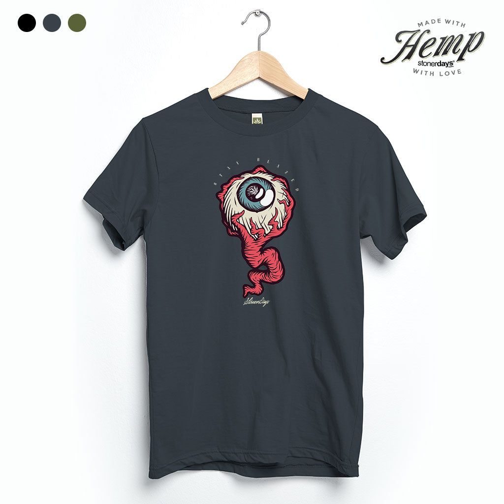 The Red Eye Hemp T-Shirt
