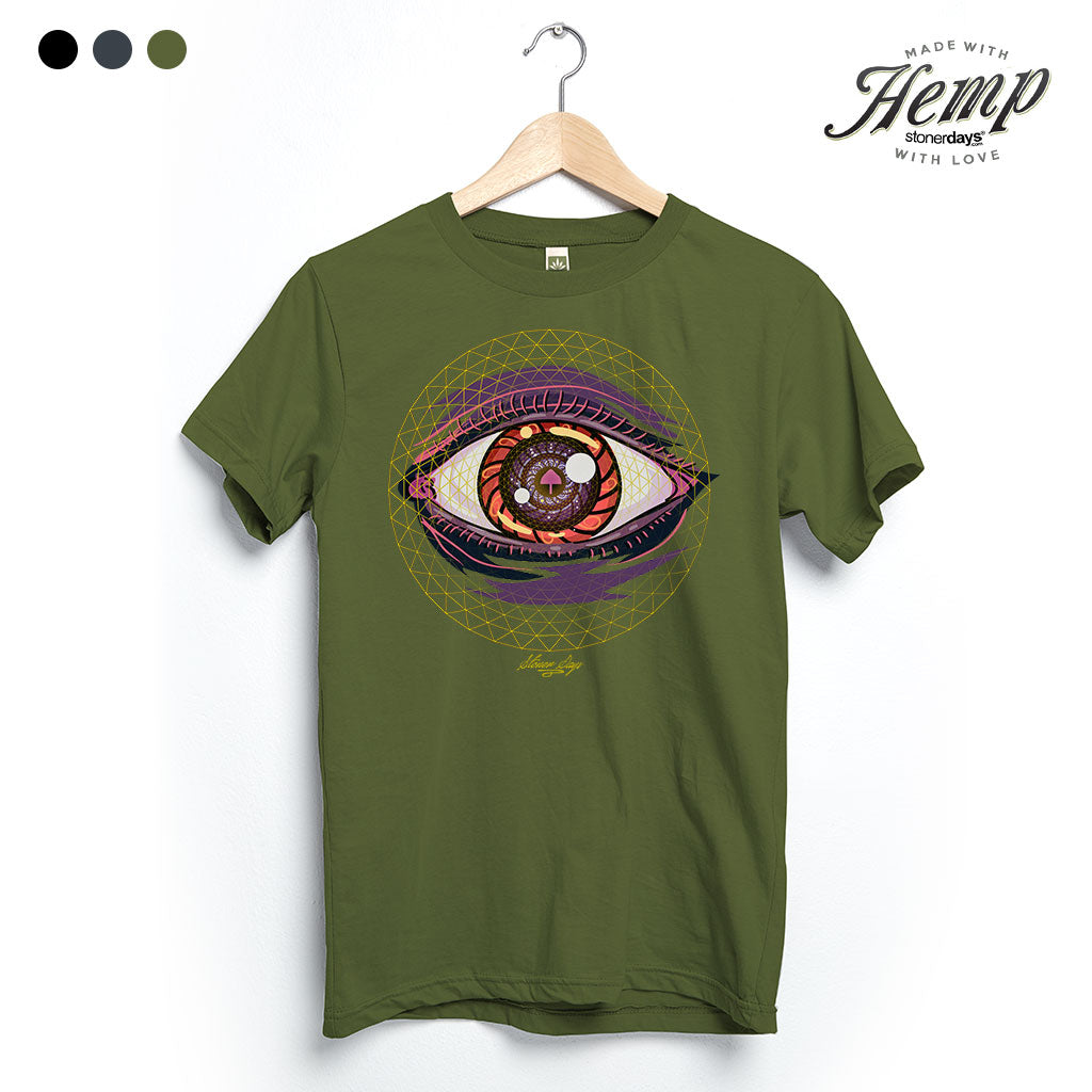 Trippin Ball-Z Hemp Tee