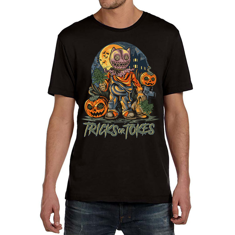 Trick or Tokes Tee