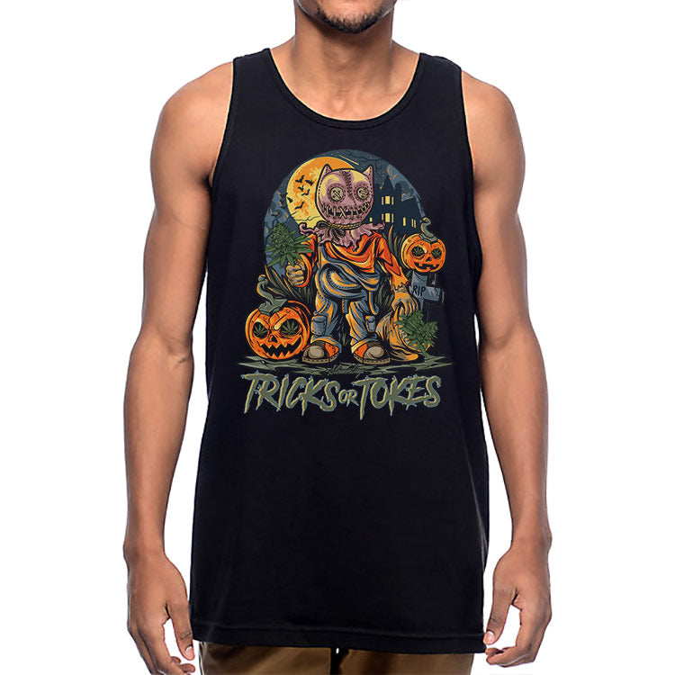 Trick or Tokes Tank