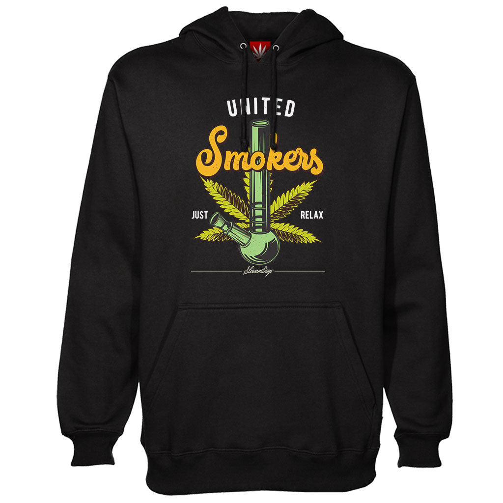 United Smokers Hooded Sweatshirt