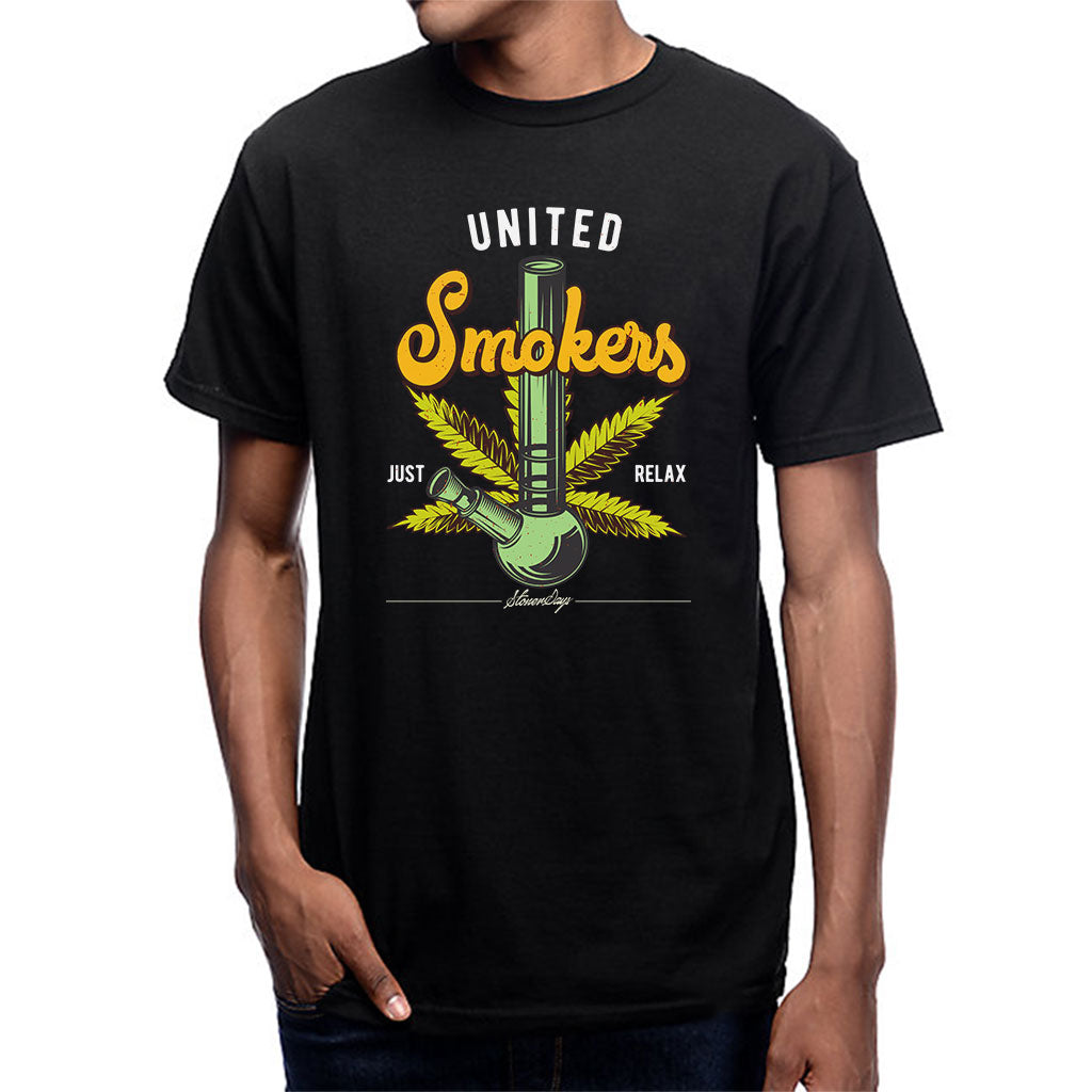 United Smokers Tee