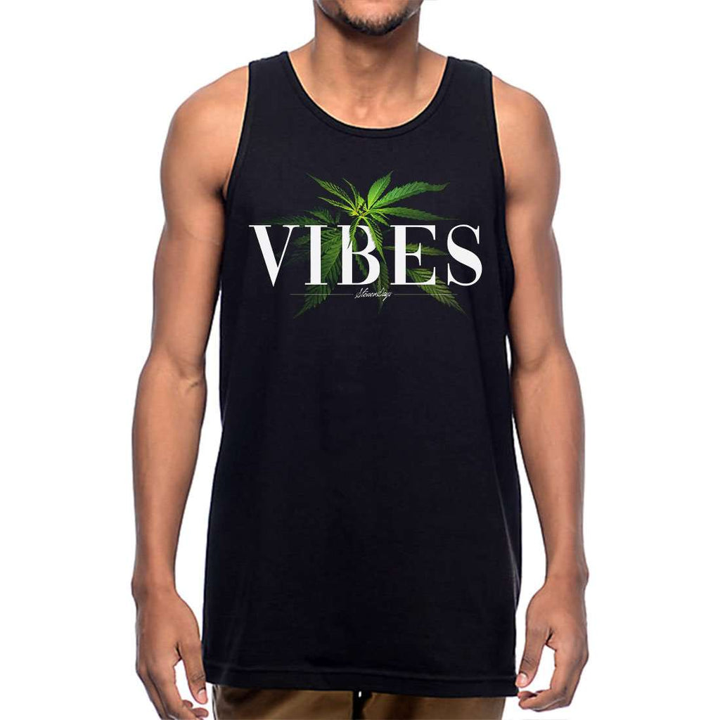 Mens Vibes Tank Top