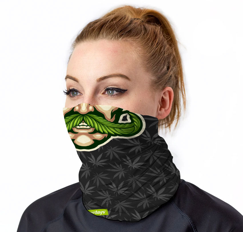 Weedstache Neck Gaiter