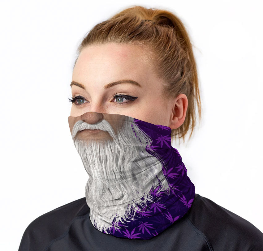 Wizard Beard Neck Gaiter