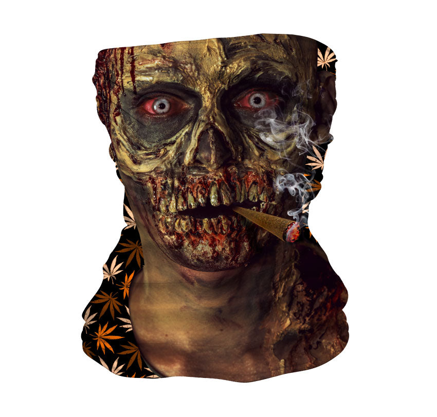 Zonked Zombie Neck Gaiter