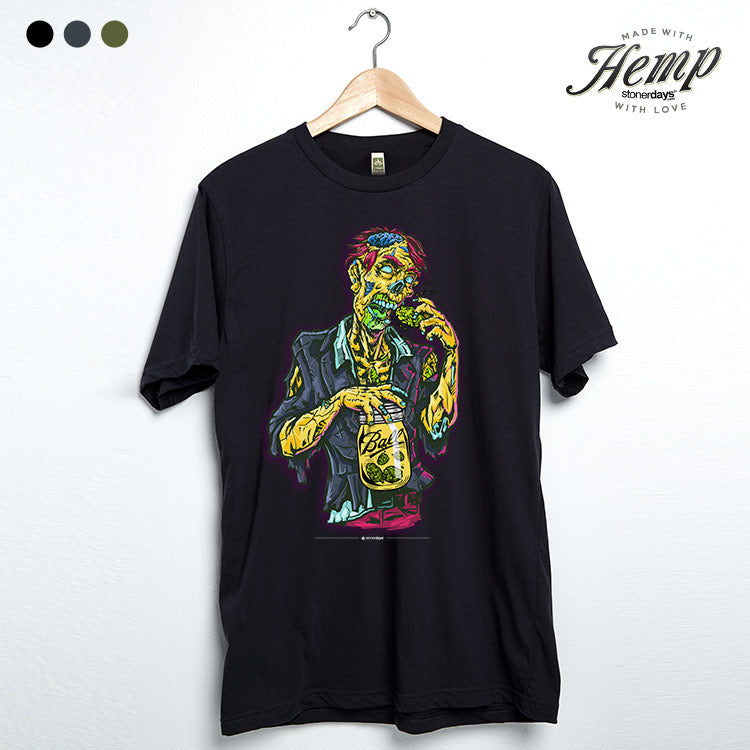 Zooted Zombie Hemp Tee